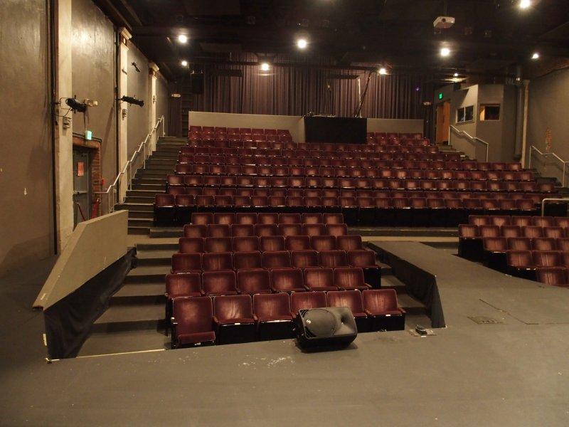 Angelica Martinez Performance Hall