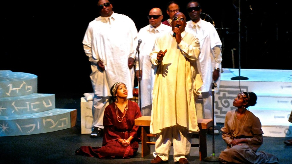 Su Teatro ended the 12-13 season with an extremelz successful collaboration with The SOURCE Theater Company to produce The Gospel at Colonus. The project was funded by The National Endowment for the Arts and The National Association of Latino Arts and Culture.