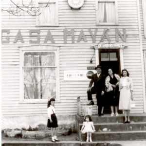 Trini's family owned Casa Mayan, an important center not just for the neighborhood, but for the city.