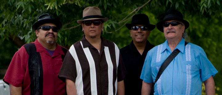 Su Teatro presenta Chicanos Sing the Blues. Photo by Jim Denton
